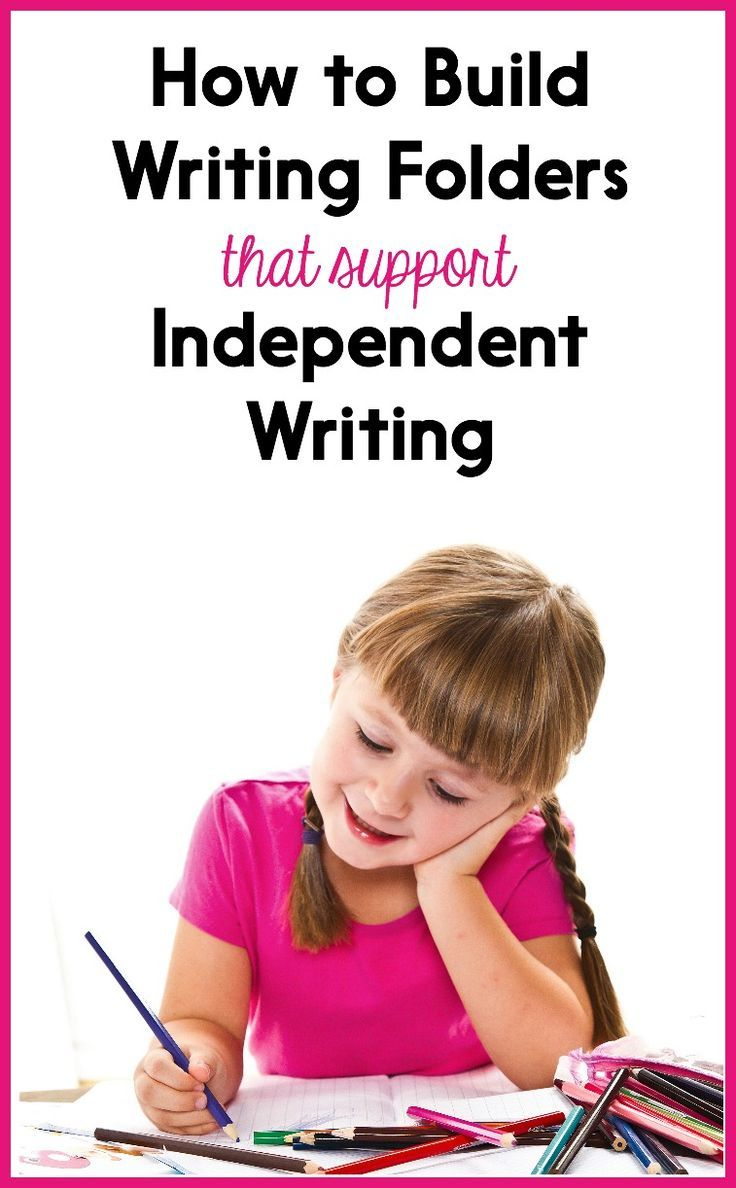 This post explains everything I put in my students' writing folders - and you can download EVERYTHING for free! The materials are best for Kindergarten, first grade, or second grade.