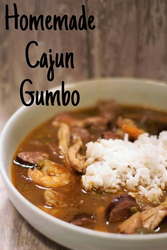 Check out this Homemade Gumbo recipe it is just as amazing as any you will have in Louisiana. So click the link for the Cajun Gumbo in Instant Pot recipe.