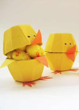 10 Easter crafts to do with your children! You will love these adorable crafts