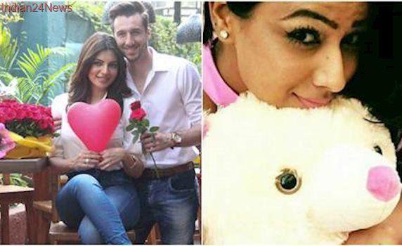 Valentine's Day 2017: Nia Sharma's teddy day pic, Shama Sikander celebration with fiance