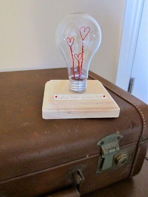 DIY My Valentine - 6 fun projects
