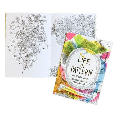 40 best bits of australia easter gift ideas images on pinterest australian made gifts souvenirs with the life in pattern colouring book by paula mills negle Gallery