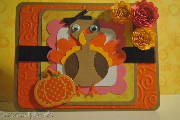 Two Early Birds: A Turkey Treat