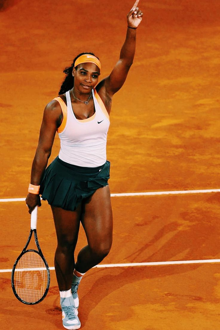 Serena Williams, Madrid 2015
