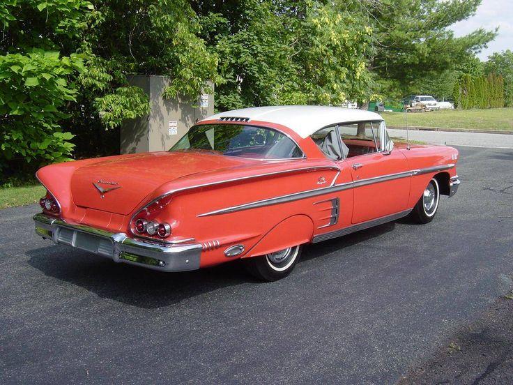 1958 Chevrolet Impala 2-door Hardtop