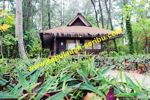 Pulau Pelangi Island :: Paket Wisata Pulau Seribu Resort