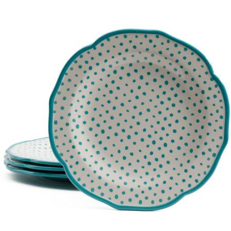 Dinner Plate Sets Walmart Amelia 12 Piece Solid Color Dinnerware