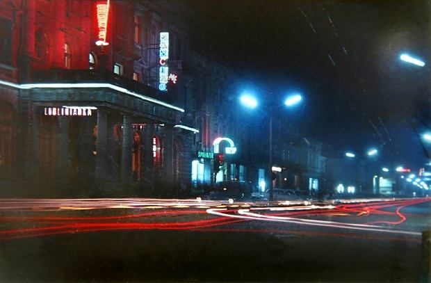 Lublin - neony