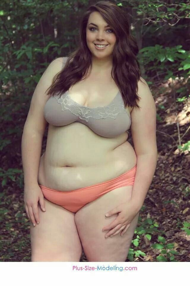 Bbw woman body nude