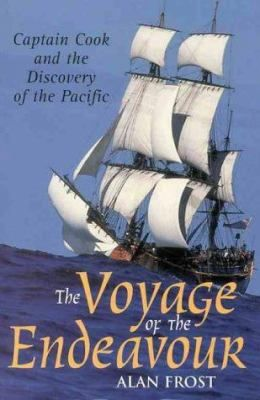n this book you will discover what it meant to sail with Captain Cook into the uncharted waters of the South Pacific, why the Endeavour sought out the mysterious Great South Land and what kind of man Cook was.
