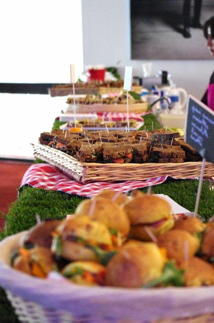 buffet guinguette sandwichs