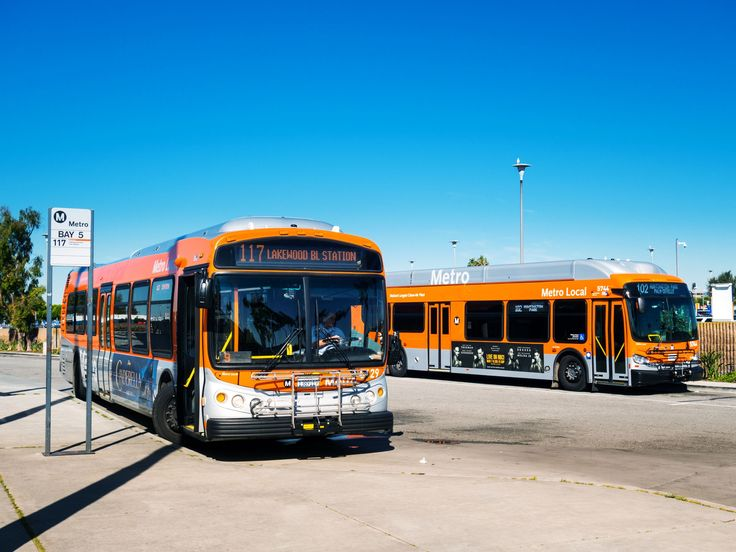 LA Metro Looks to Rideshare Companies Like Uber, Lyft, and Chariot to Build the Future of Public Transit   WIRED