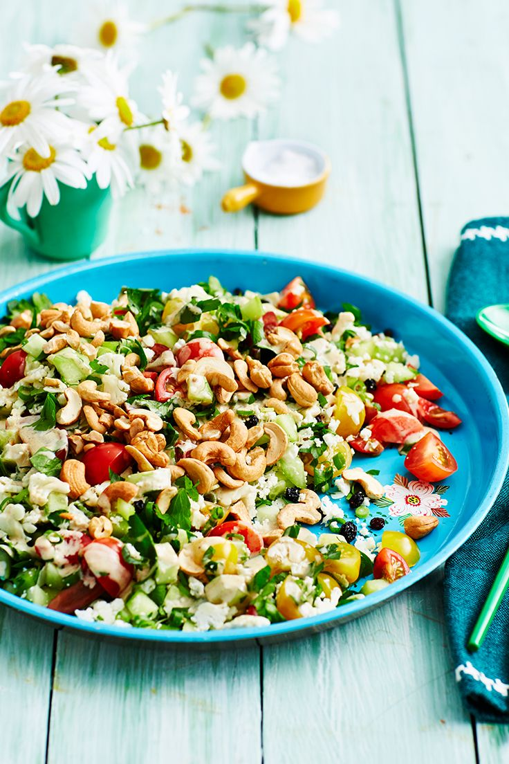 'Bring-a-plate' gatherings will be even tastier with this healthy, flavoursome salad on the table.