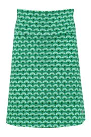 Retro Skirt Dalia Green - Tante Betsy