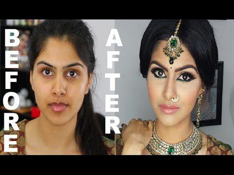 Trucco da sposa indiana stile Bollywood - VideoTrucco