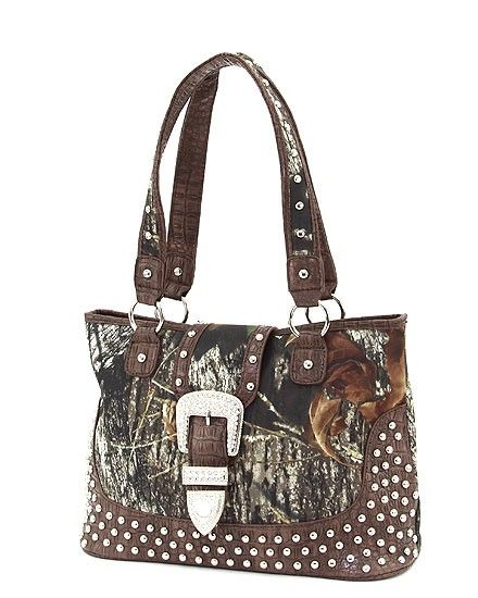 I love camo purses :-) I think I need to add this one to my collection!