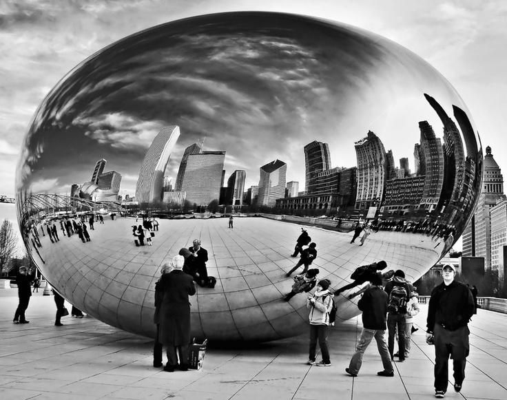 Chicago Bean- 21st Birthday Trip!
