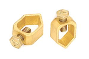 Brass Coupler, Rod to Tape Clamp,A type, Split Connected Clamp, Earthing Rods ,Earthing Plates & Accessories, Earthing Clamps, brass earth clamps, U bolts, square tape clamp, brass earth clamps DC tape clip, earthing coupler, split connected clamp, earth rod, cable clamp, Glass bracket,Glass shelf bracket,Shelf brackets,Metal shelf brackets,Metal wall brackets