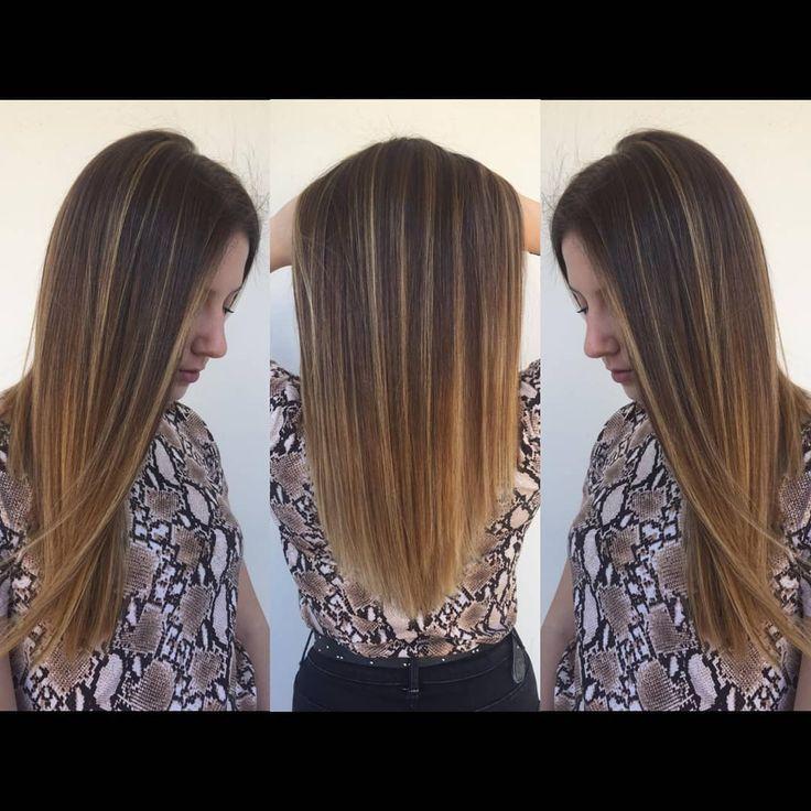 Degradè Joelle  #degrade #hairstylesassarilife #hairstylist #italy #joelle #sardinia #sassari...