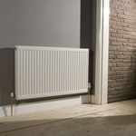 Our Type 22 Panel Radiators are double panel for incredible heat output.