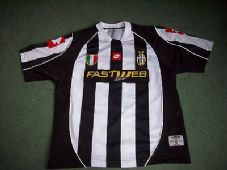 2002 2003 Juventus Home Football Shirt Adults XL Italy Maglia