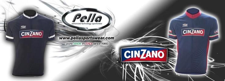 Cinzano Jerseys by Pella Sportswear