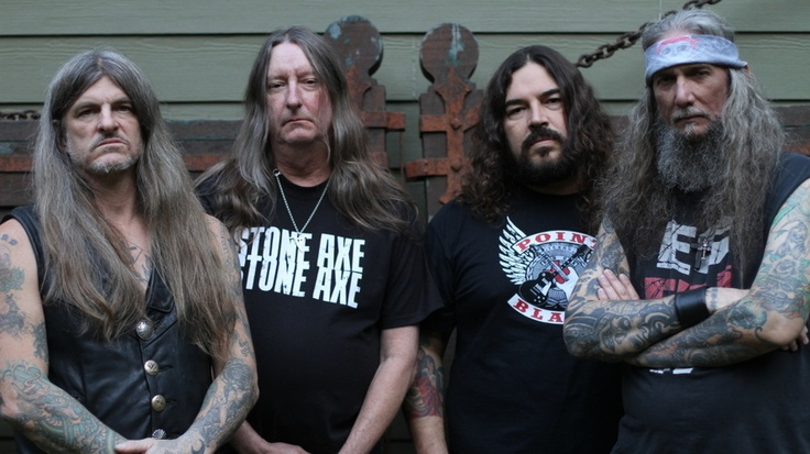 new St Vitus album - First Listen: Saint Vitus, 'Lillie: F-65'