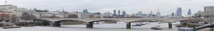 Waterloo Bridge - Wikipedia, the free encyclopedia