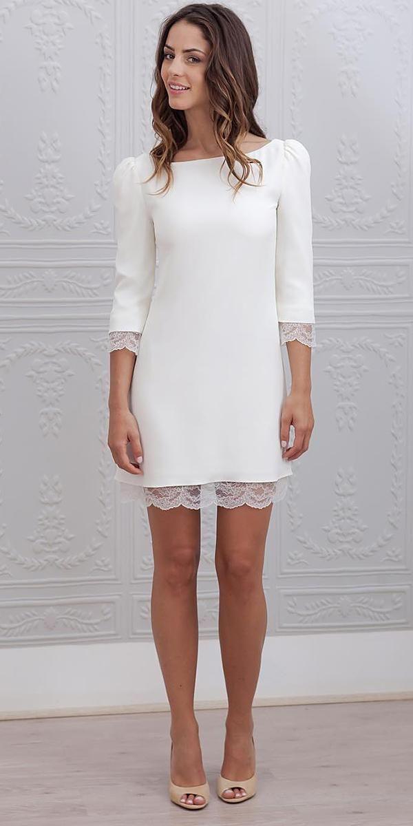 Hot Sexy Short Brautkleider ★ #Brautkleid #Hochzeitskleid
