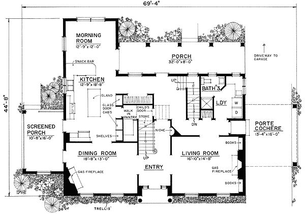25 Best Ideas About Floor Plans For Houses On Pinterest