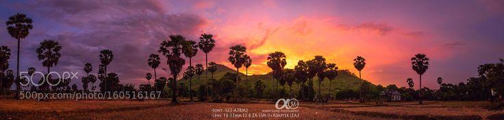 Krang Dei Meas Mountain ! by MardySuongPhotography #landscape #travel