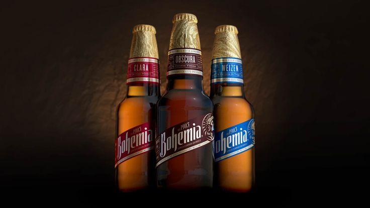 Hoy en fffres.co Nueva imagen de la cerveza Bohemia: Recientemente el grupo cerveceroCuauhtémoc Moctezuma presentó la nueva imagen de…