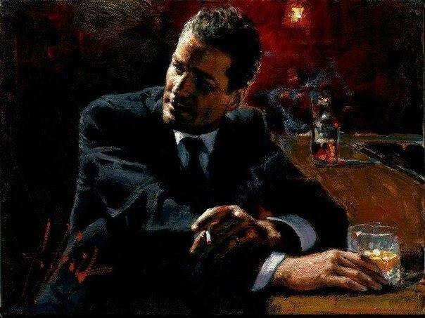 Мужчину красят не слова,Не внешность и не буйство нрава.Мужчину красят лишь дела,И поворот один – направо.Мужчина тот, кто долго ждёт,Способный попросить прощенья.Мужчина тот, что не уйдёт,Не канет в бездну прегрешенья.Мужская сила не в руках,Не в мускулах и не в везеньи,Мужская сила лишь в умах,В духу, характере, решеньи.Мужская цель не «много баб»,Красивых, стройных – не полнее.Мужская цель, когда сам раб,Душа важнее, чем влеченье.Мужчина тот, кто дарит смех,Подставит руку в час печали.И…