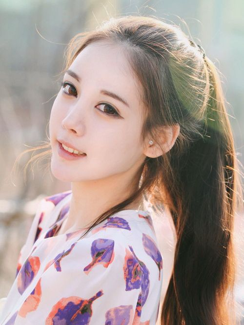 38 Best Images About Asian Eye Makeup On Pinterest | Korean Girl Band Natural Makeup And Eyes