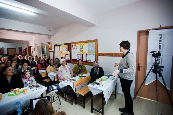 Huriye Göncüoğlu'nun Başarı Hikayesi Değişim Liderleri Derneği