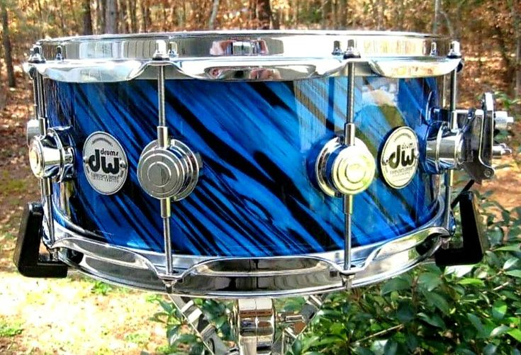 Pin by Terry Nugent on DW Drums | Dw drums, Drums, Shells