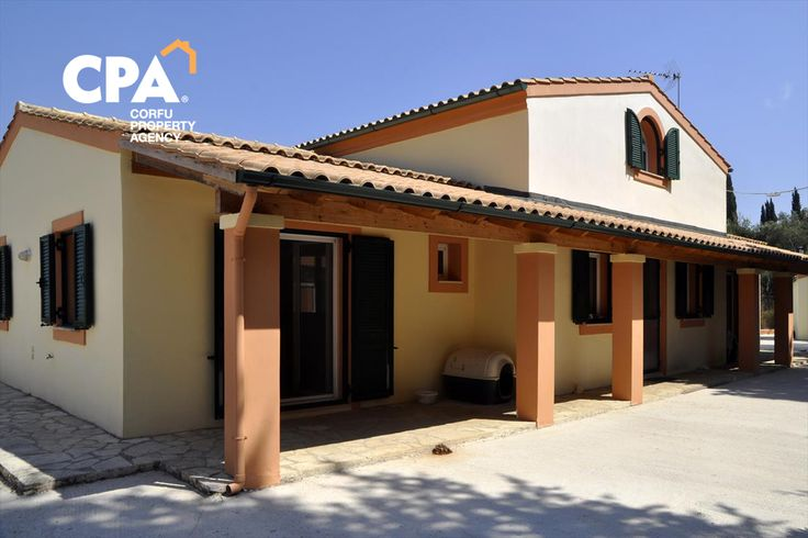 House for sale in Kouramades, central Corfu-CPA 3658 From: http://cpacorfu.com/en/properties/3658