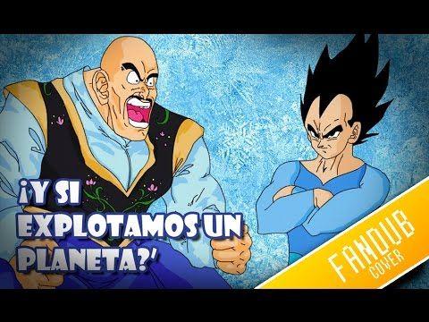 ¿y si explotamos un planeta? - parodia FROZEN- Fandub Español Latino