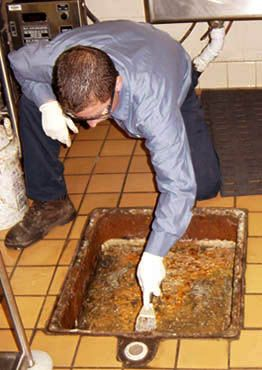 From odor removers to #greasetrap problems, Grease Gobbler can help you find the answers you need.  It changes the waste particles into water, carbon dioxide and mineral ash which run harmlessly out of your waste system.#greasetrapcleaningchemicals #greasetrapodorcontrol
