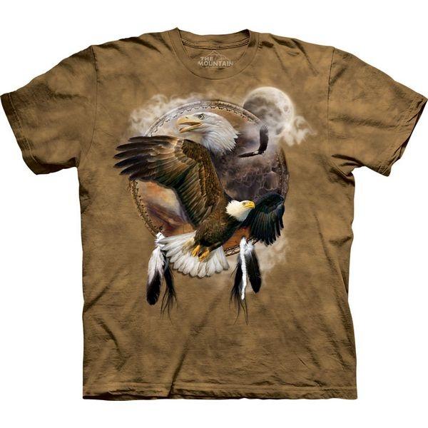 The Mountain Eagle T-shirt   Eagle Shield