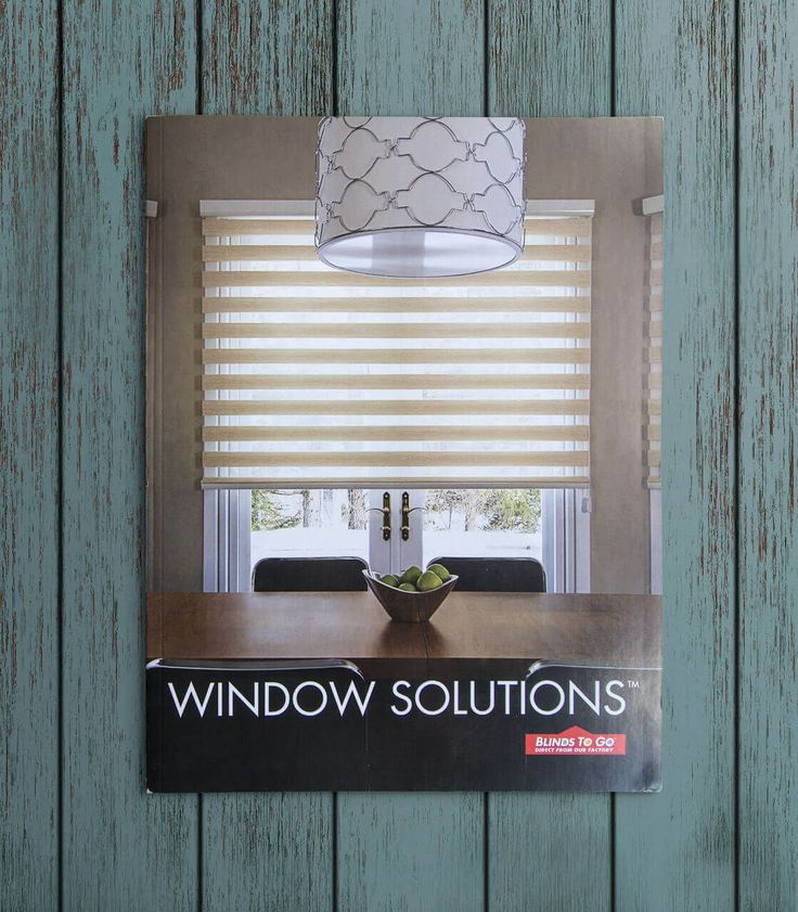 Catalog | Custom Blinds and Shades | Blinds To Go