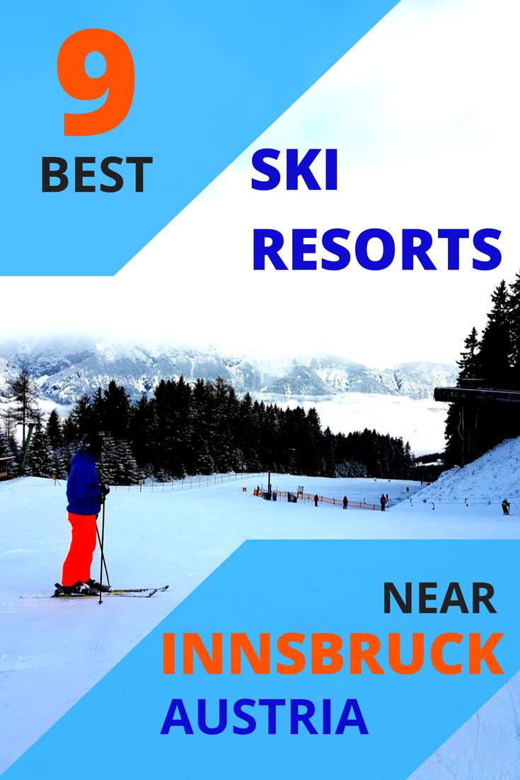Innsbruck and the surrounding area in the Austrian Alps are known as the Olympia SkiWorld. This guide tells you everything you need to know about the 9 Innsbruck ski resorts.
