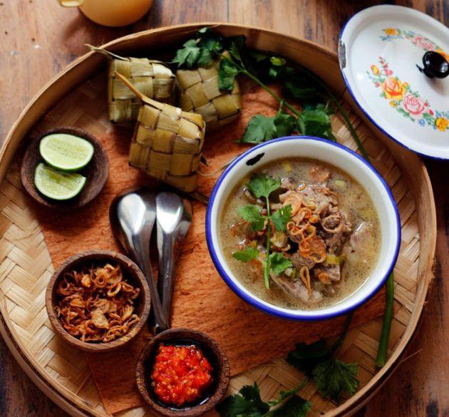 Resep Coto Makassar Asli Kuahnya Mantab Abis Resep Resep Resep Masakan Makanan