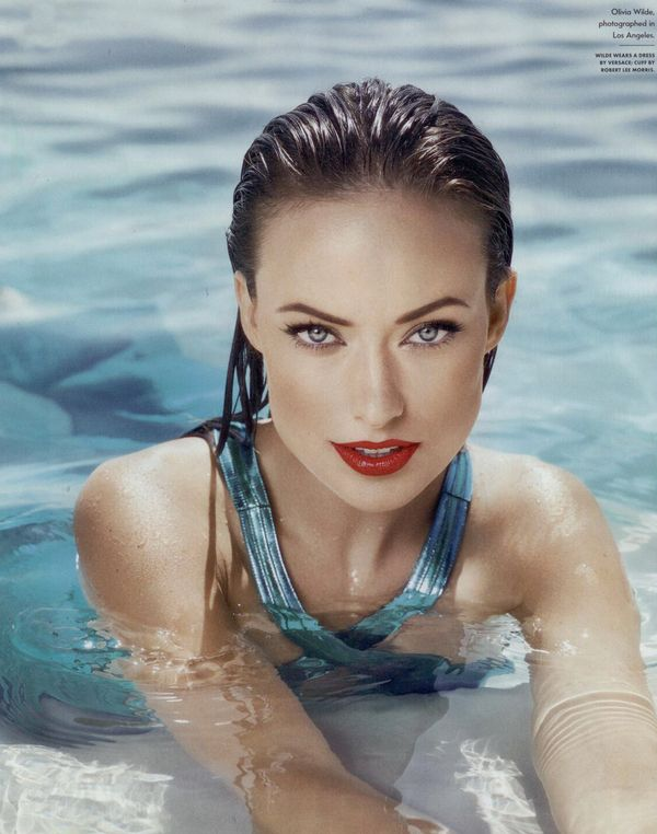 Olivia Wilde.: Girls Crushes, Vanities Fair, Beautiful Woman, Makeup, Red Lips, Oliviawild, Beautiful People, Olivia Wilde, Eye