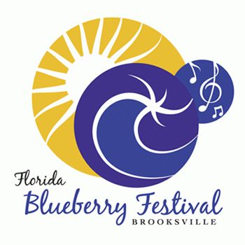 Florida Blueberry Festival, Brooksville, Florida,  floridablueberryfestival.org.  #brooksvilleflorida, #blueberryfestival. Find a complete list of Blueberry Festivals at Blueberry-Buzz.com.