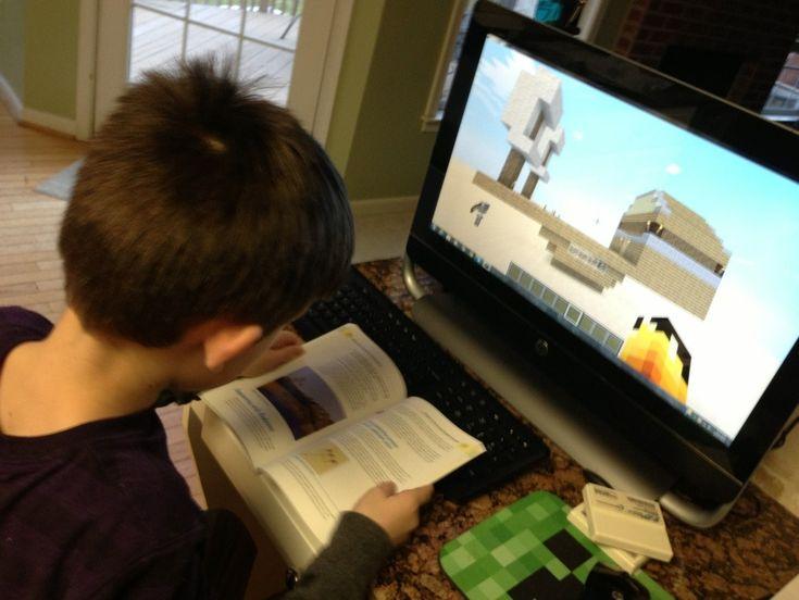 "A new Minecraft for Dummies Book- so awesome for moms who want to be in the ""know"" with their kids!"