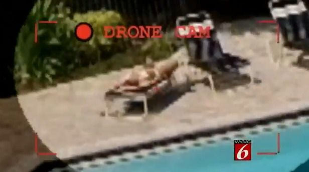 """Drone Falls Dangerously Out of Sky; Local News Station Reveals What It Had Been Filming  State Representative Dana Young (R-Tampa) who reviewed the footage WKMG obtained said that it makes her """"want to go back and look at the law we passed last year, and see if there are ways to tweak it."""""""