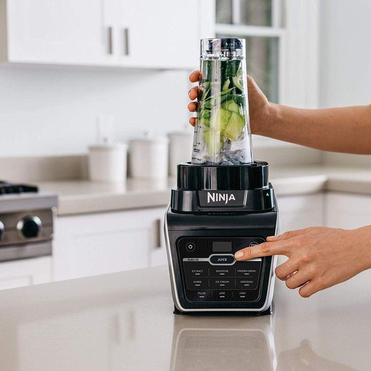 Ninja Blender and Food Processor System