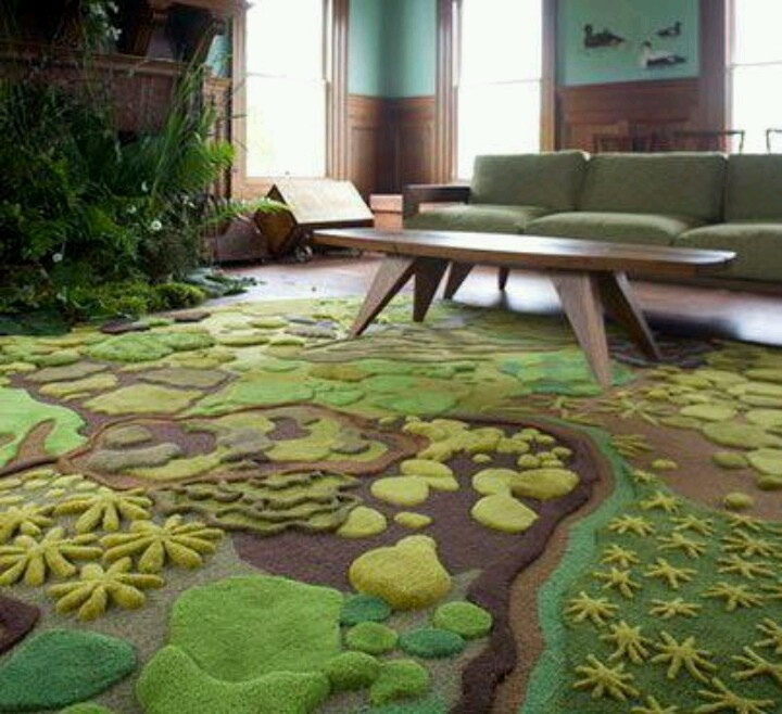 Crazy carpet
