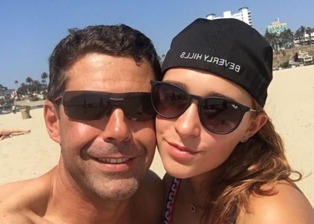 Doda Miranda: Διακοπές στην Santa Monica όσο μαίνεται ο πόλεμος με την Αθηνά Ωνάση!